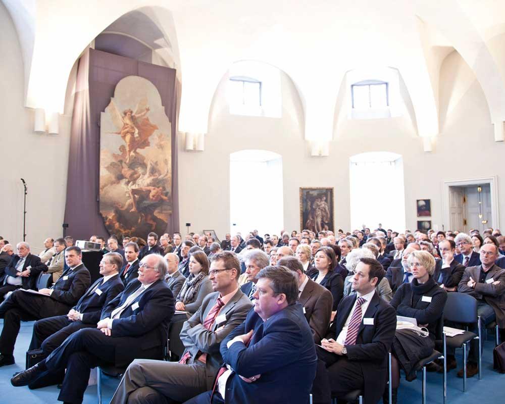 Flusskonferenz Main Generaldirektion Wasserstraßen und Schifffahrt