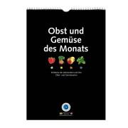 """Kalender """"Obst und Gemüse des Monats"""""""