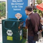 Station Bio-Einkauf