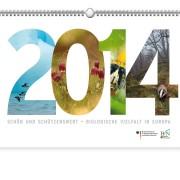 Kalender BMU/BfN 2014
