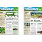 "ZAW-Kundenmagazin ""trennt"""