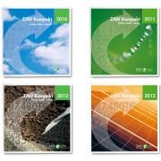 ZAW Kompakt Titelseiten