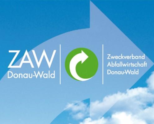 Logo ZAW Donau-Wald